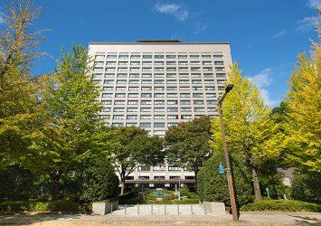 宮城県庁行政庁舎