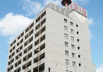 新宿消防庁舎