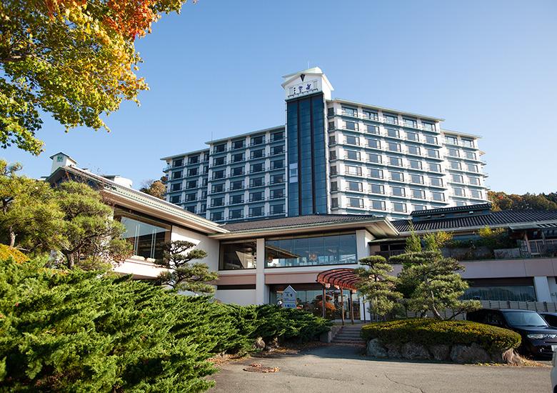 盛岡つなぎ温泉ホテル紫苑