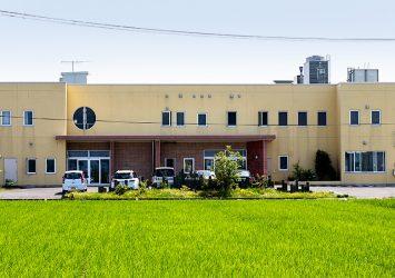 複合型介護施設「六郷の杜」