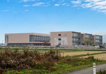 山形県村山市立葉山中学校